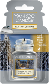 Candlelit Cabin Car Jar Ultimate