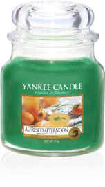 Yankee Candle Alfresco Afternoon - Medium