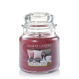 Yankee Candle Home Sweet Home - Medium