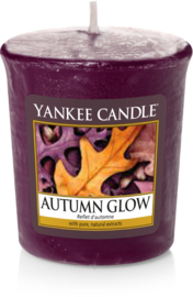 Yankee Candle Autumn Glow - Votive