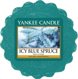 Yankee Candle Icy Blue Spruce - Wax Melt