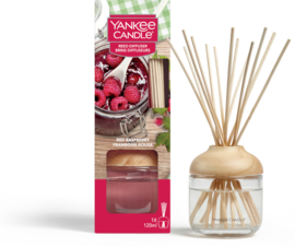Yankee Candle Red Raspberry Reed Diffuser - STARTER KIT