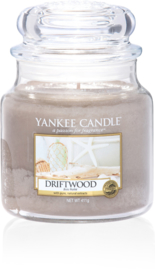 Yankee Candle Driftwood - Medium