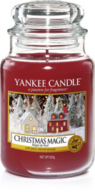 Yankee Candle Christmas Magic - Large