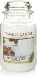 Yankee Candle Shea Butter - Large