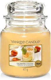 Yankee Candle Calamansi Cocktail - Medium