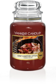 Yankee Candle Crisp Campfire Apples - Large