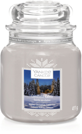 Yankee Candle Candlelit Cabin - Medium