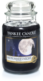 Yankee Candle Midsummers Night - Large