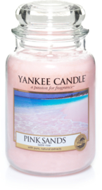 Yankee Candle Pink Sands - Large