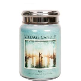 Village Candle Rain - Large Candle