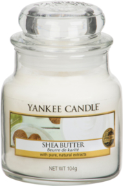 Yankee Candle Shea Butter - Small