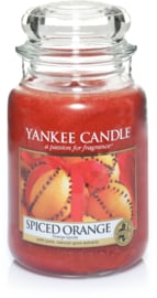 Yankee Candle Spiced Orange - Large
