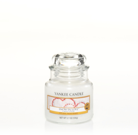 Yankee Candle Snow In Love - Small