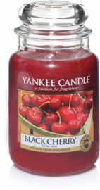 Yankee Candle Black Cherry - Large