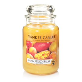 Yankee Candle Mango Peach Salsa - Large