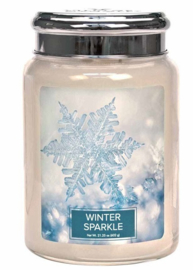 Village Candle Winter Sparkle - Large Candle