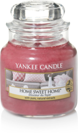 Yankee Candle Home Sweet Home - Small
