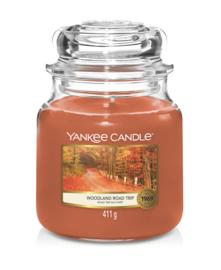 Yankee Candle Woodland Road Trip - Medium