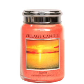 Sunrise 737gr Large Candle