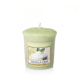 Yankee Candle Vanilla Lime - Votive