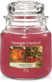 Yankee Candle Holiday Hearth - Medium