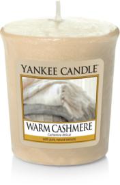 Yankee Candle Warm Cashmere - Votive