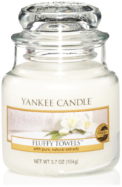 Yankee Candle Fluffy Towels - Small
