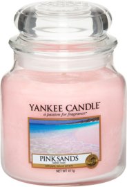 Yankee Candle Pink Sands - Medium