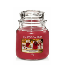 Yankee Candle Christmas Morning Punch - Medium