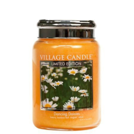 Dancing Daisies 737gr Large Candle