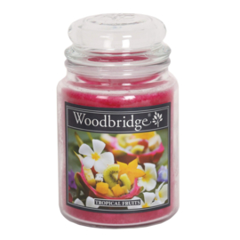 Woodbridge Mango & Saffron 565g Large Candle