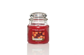 Yankee Candle Mandarin Cranberry - Medium