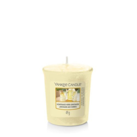 Yankee Candle Homemade Herb Lemonade - VOTIVE