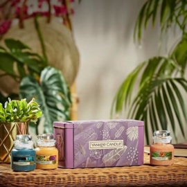 Yankee Candle The Last Paradise 3 Small Jars - Giftset
