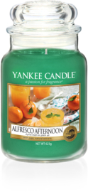 Yankee Candle Alfresco Afternoon - Large