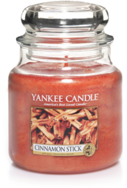 Yankee Candle Cinnamon Stick - Medium