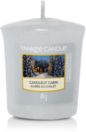 Yankee Candle Candelit Cabin - Votive