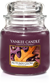 Yankee Candle Autumn Glow - Medium