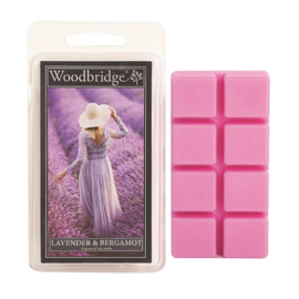 Woodbridge Lavender & Bergamot Wax Melt