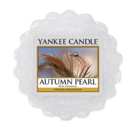 Yankee Candle Autumn Pearl - Wax Tart