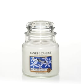 Yankee Candle Midnight Jasmine - Medium