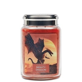 Mighty Dragon 737gr Large Candle