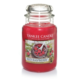 Yankee Candle Red Raspberry - Large