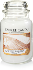 Yankee Candle Angel's Wings - Large