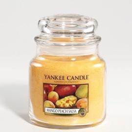 Yankee Candle Mango Peach Salsa - Medium