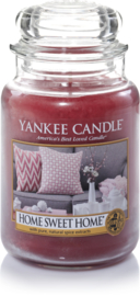 Yankee Candle Home Sweet Home - Large