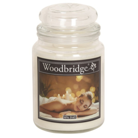 Spa Day 565g Large Candle