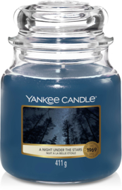 Yankee Candle A Night Under The Stars - Medium