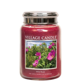 Wild Rose 737gr Large Candle
